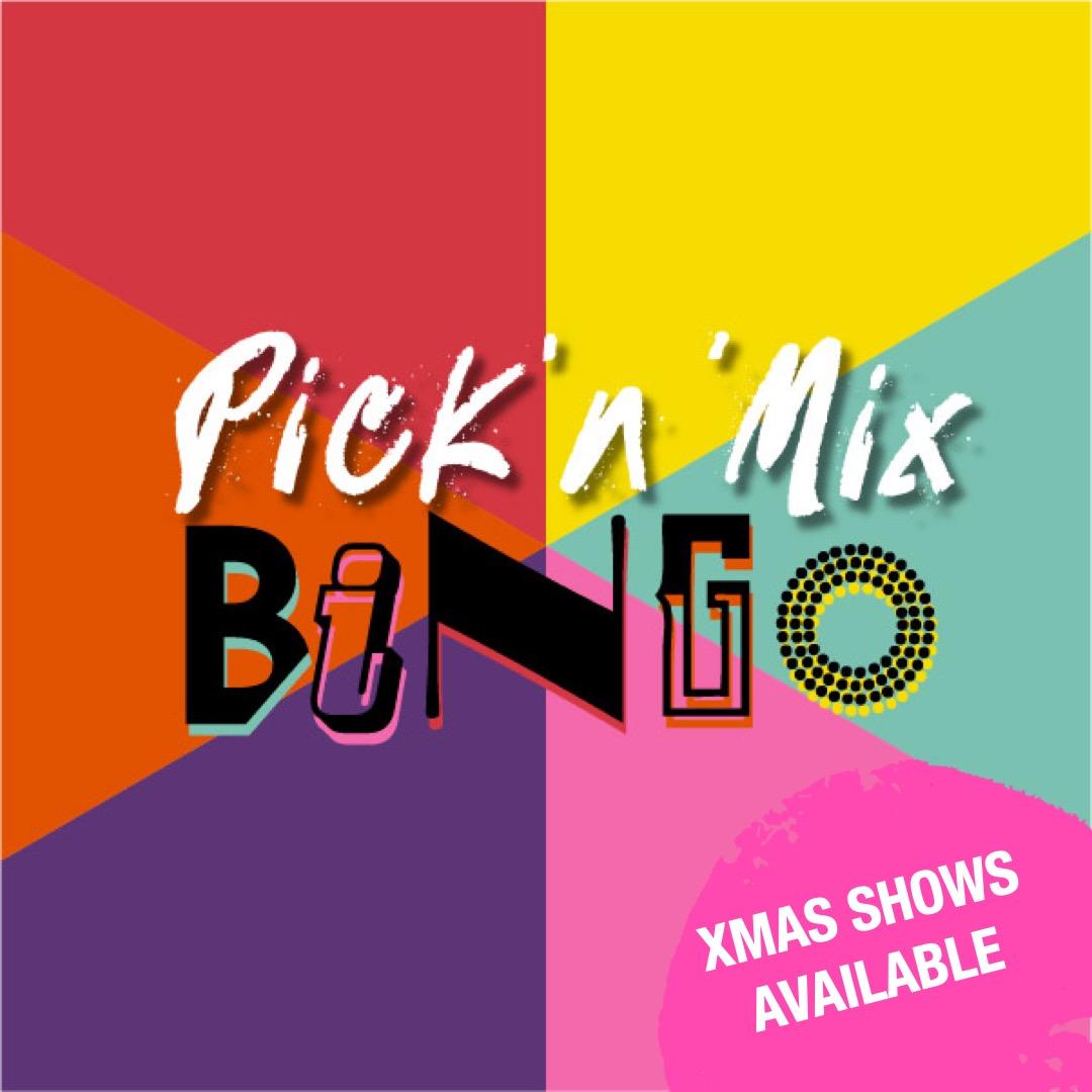Pick N Mix Bingo