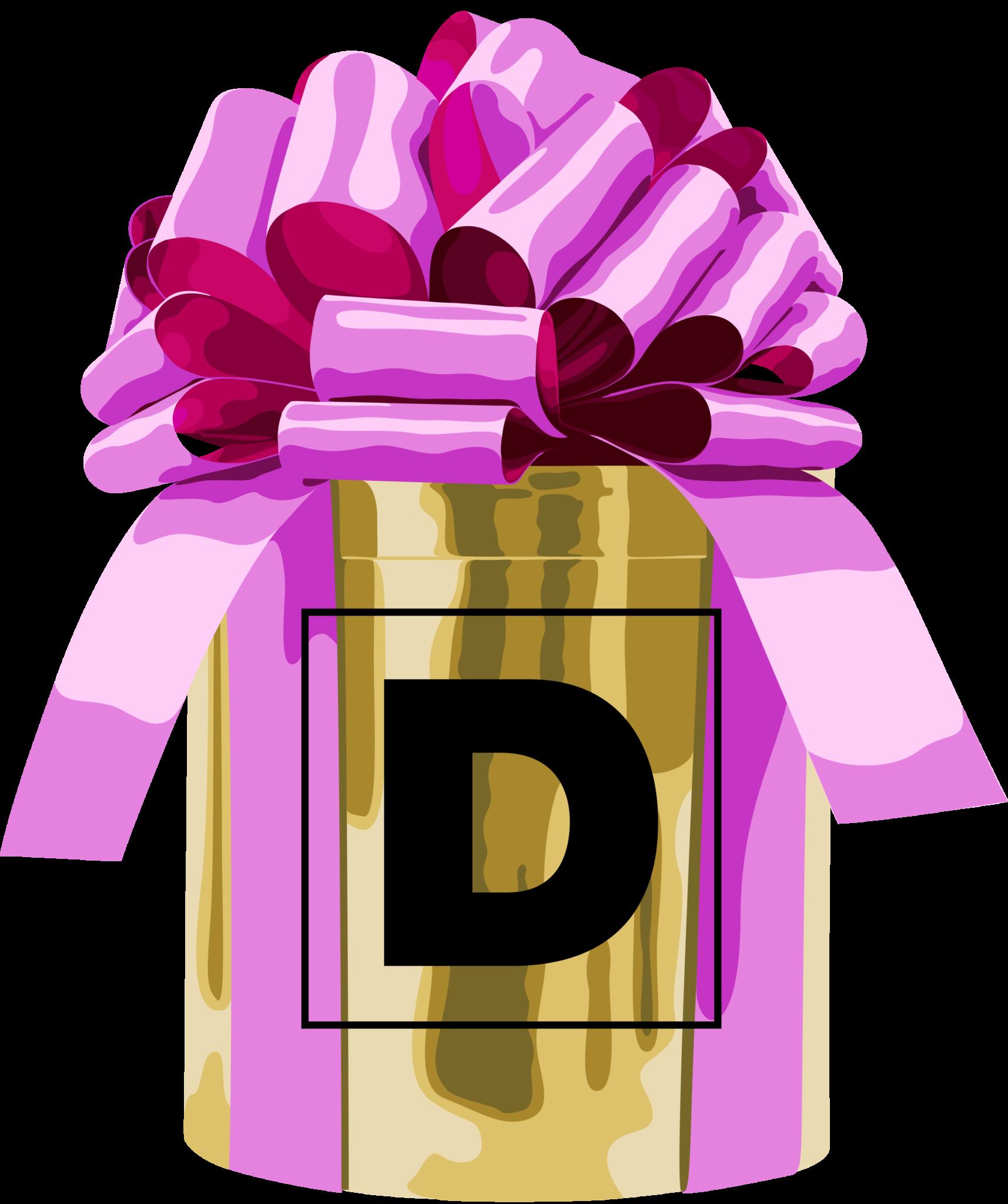 Illustration of a present
