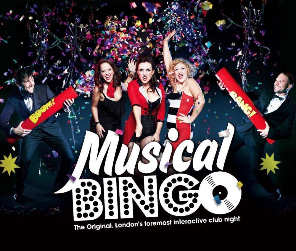 Musical Bingo at Dabbers Social Bingo Club, London